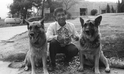 césar chávez and his dogs