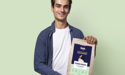 french manufacturer of insect based dog food launches cat food