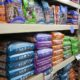 historical data on leading pet food companies is available